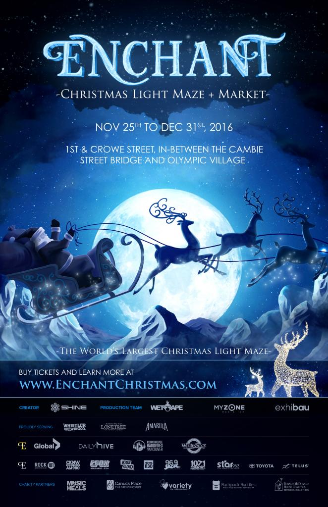 Enchant Media Premiere: Nov 24th - Exclusive Access
